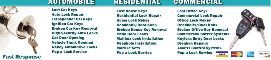 Emergency Locksmith Columbia