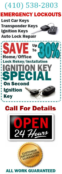 Emergency Locksmith Baltimore